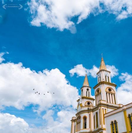 Iglesia de la Cruz Nariño | Fotografía en La Cruz, Colombia